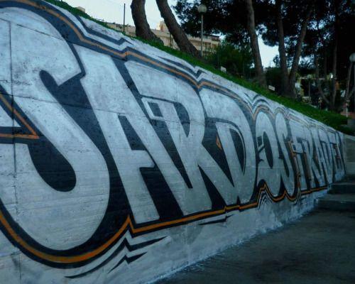 #idea #saf #graffiti #art #arte #Street #Cagliari #sardegna #Sardinia #artist #colours #walls #cus #università #writing #hiphop #spraycan #colorful #powerful #cap #ingegneria #Nuoro #paint #silver #sportsfacility #impiantosportivo #sardosfrades #brothers