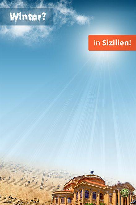 Wir empfehlen: Sizilien im Winter! Mehr Licht, mehr Grün - Entspannung auf mediterrane Art! https://www.trip-tipp.com/sizilien/tipps/ueberwintern.htm