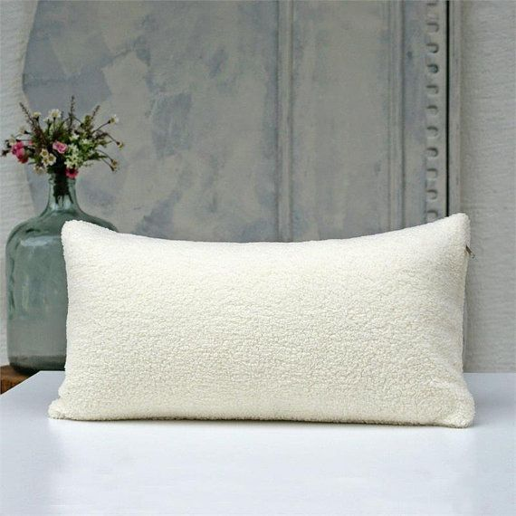ONLY 1 LEFT,Cream decorative pillow,Pillow 12x24,Pillow cover 12x24,Cream,Home decor pillow,12x24,cream pillow cover,Cream pillow case