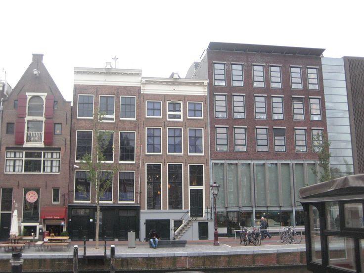 Casa de Ana Frank - Amsterdam