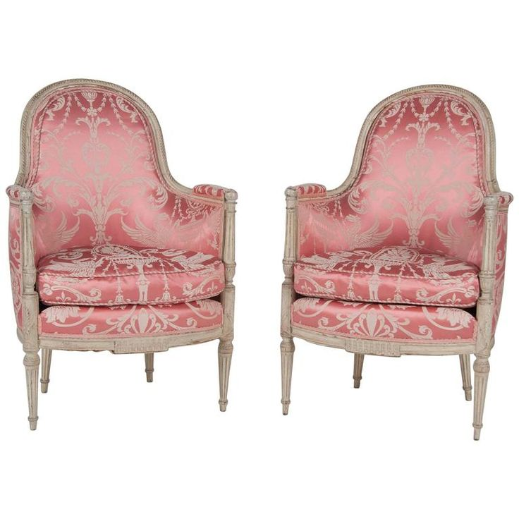 French  Louis XVI Style Bergeres or Armchairs  Armchairs For SaleFrench  FurnitureAntique  825 best Mobilier images on Pinterest   Antique furniture  French  . Louis Xvi Style Furniture For Sale. Home Design Ideas