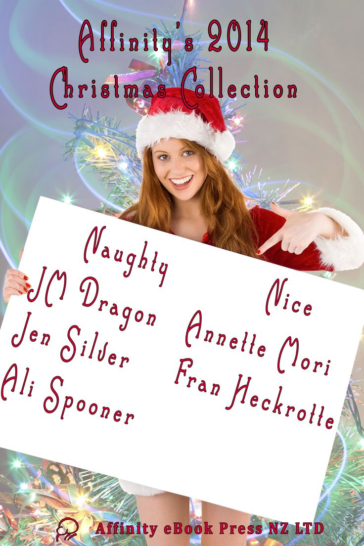 The Christmas Sweepstake by Jen Silver was included in Affinity's 2014 Christmas Collection of free short stories - available on their website