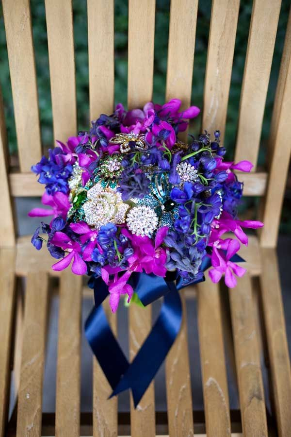 Roses In Garden: 17 Best Images About Purple And Blue Wedding Colors On