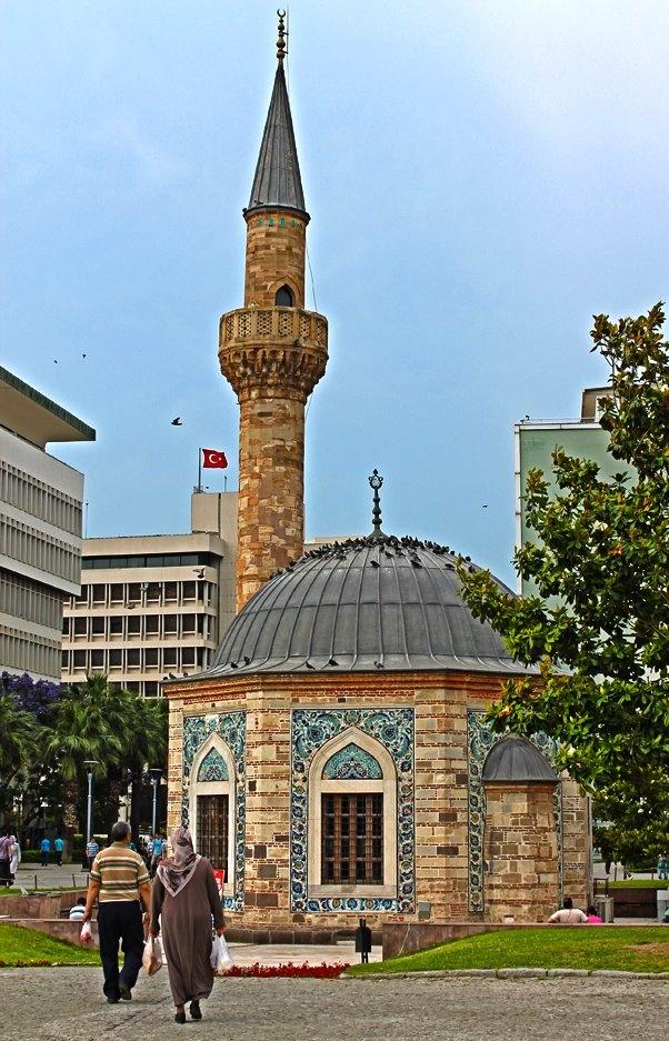 Konak, Yali Mosque, Izmir.