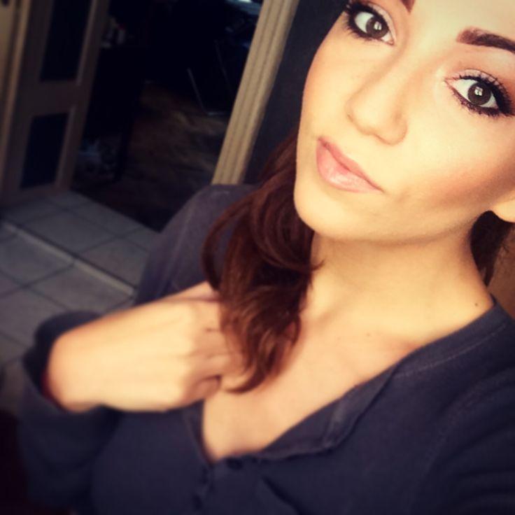 Everyday makeup ❤️