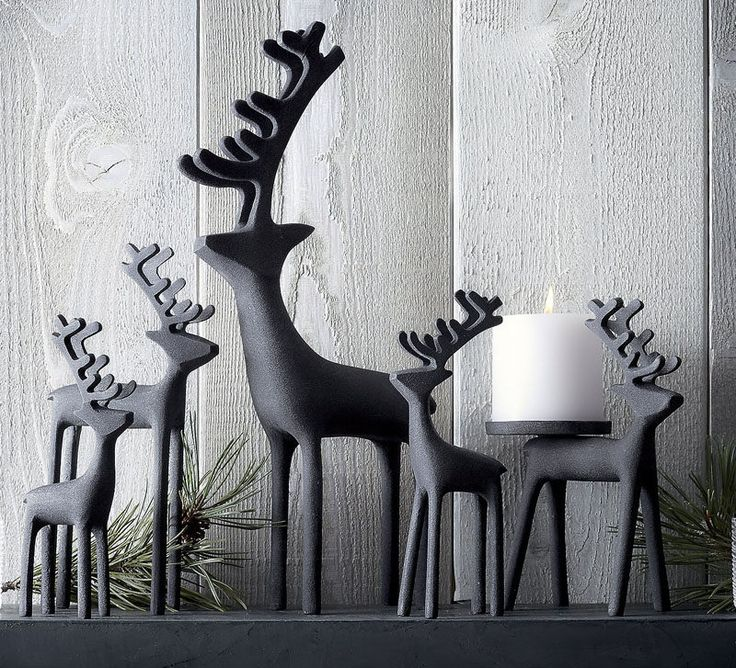 Decorating Tips For A Modern Merry Christmas: Best 20+ Modern Christmas Decor Ideas On Pinterest