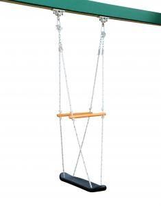 Weather Resistant Skateboard Swing