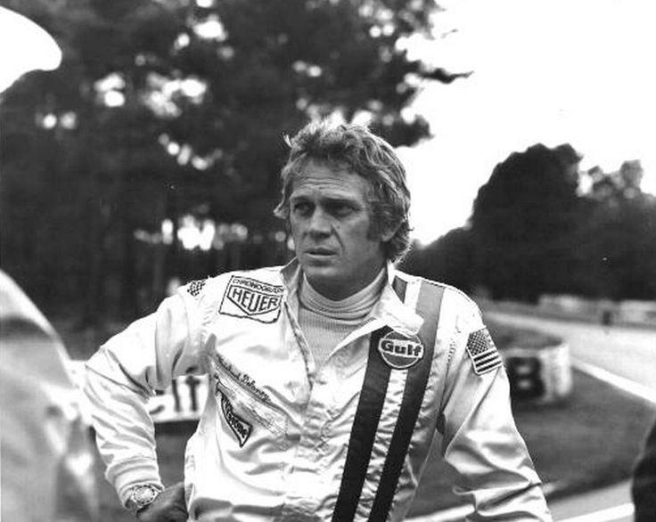#Sixties   Steve McQueen