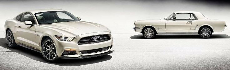 BmotorWeb: Especial: Ford Mustang 50 anos