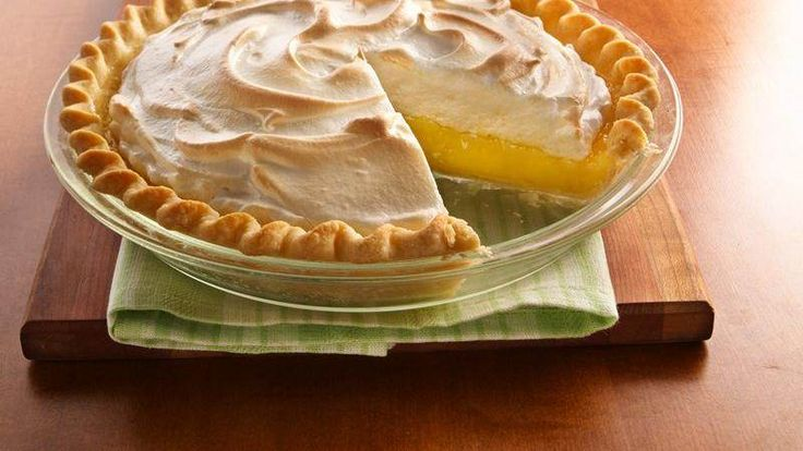 Classic Lemon Meringue Pie recipe from Betty Crocker