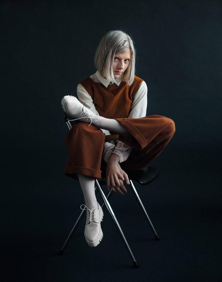 Aurora Aksnes (19) er lei av prat om Katy Perry og popstjernefremtiden. Hun er mer opptatt av døden.