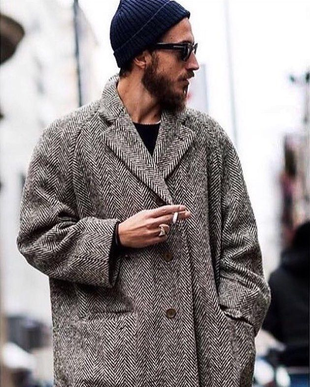 "c6920893 THE SAVAGE REPORT no Instagram: ""COAT PERFECTION #streetstyle #inked  #tattoos #menswear #blogger #festival #happy #thesavagereport #men #savage  #savages ..."