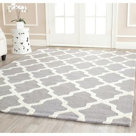 Adela Rug in Gray