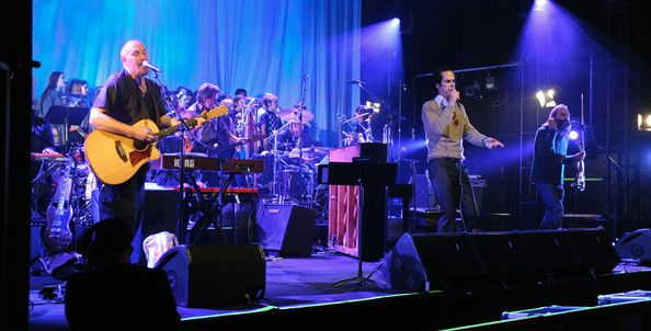 ✶ Nick Cave & The Bad Seeds Perform at the Fonda Theatre in Hollywood, CA ✶