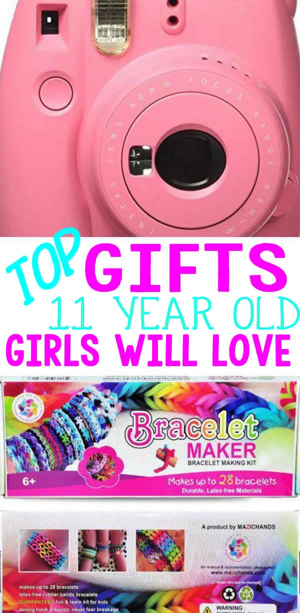 Gifts 11 Year Old Girls Ideas Christmas Birthday Birthday Presents For Girls Birthday Gifts For Best Friend Christmas Gifts For Girls