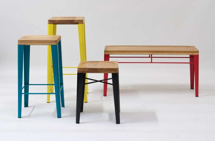Zenith Interiors: WB High Stool