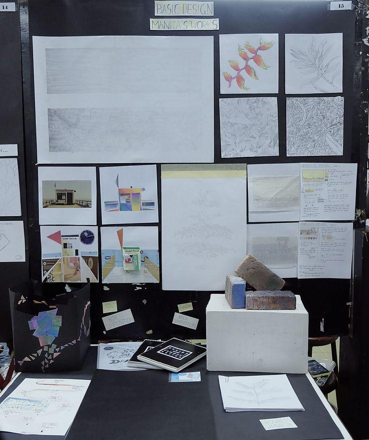 midterm display.