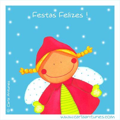Biblioteca Carla Antunes - Sofá d'Orelhas : Boas Festas!