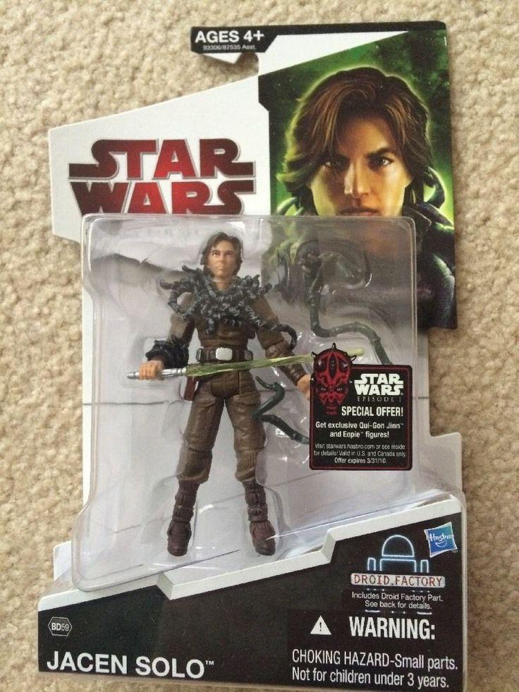 Star Wars legacy Jacen Solo #Hasbro
