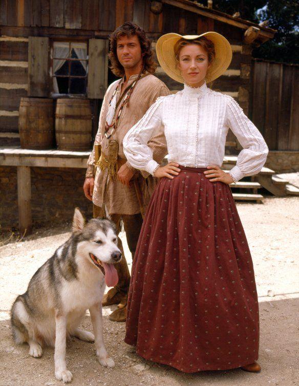 Still of <a href='/name/nm0005412/?ref_=m_nmmi_mi_nm'>Jane Seymour</a> and <a href='/name/nm0484880/?ref_=m_nmmi_mi_nm'>Joe Lando</a> in <a href='/title/tt0103405/?ref_=m_nmmi_mi_nm'>Dr. Quinn, Medicine Woman</a> (1993)