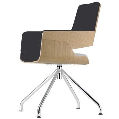 S843 Fauteuil de bureau ergonomique, Thonet