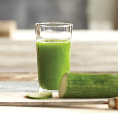 Ginger Greens Juice   Vitamix