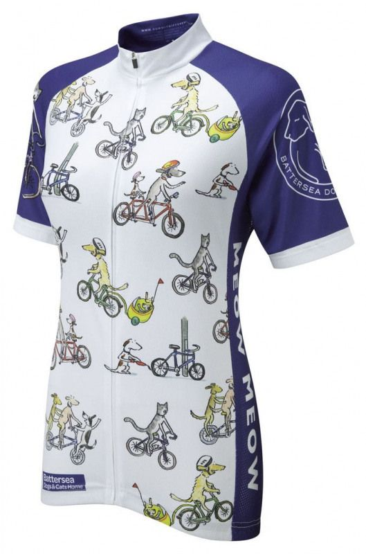 Battersea Dogs and Cats Home Cycling Jersey Charity Cycle Jerseys   cyclingjerseys  cycling  jerseys  fun 928f75145