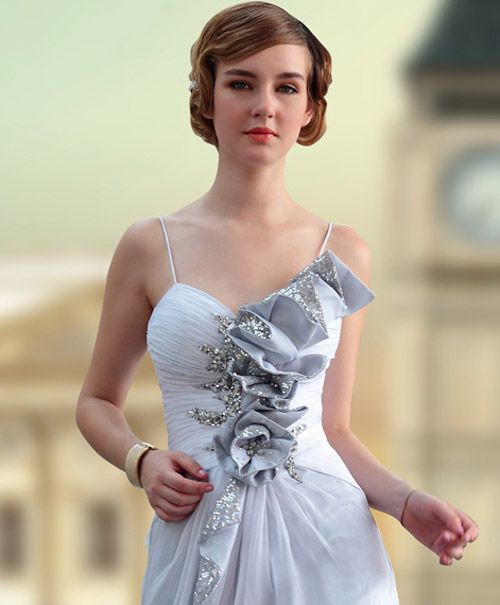 25 Best Wedding Hairstyles for Short Hair 2012 - 2013