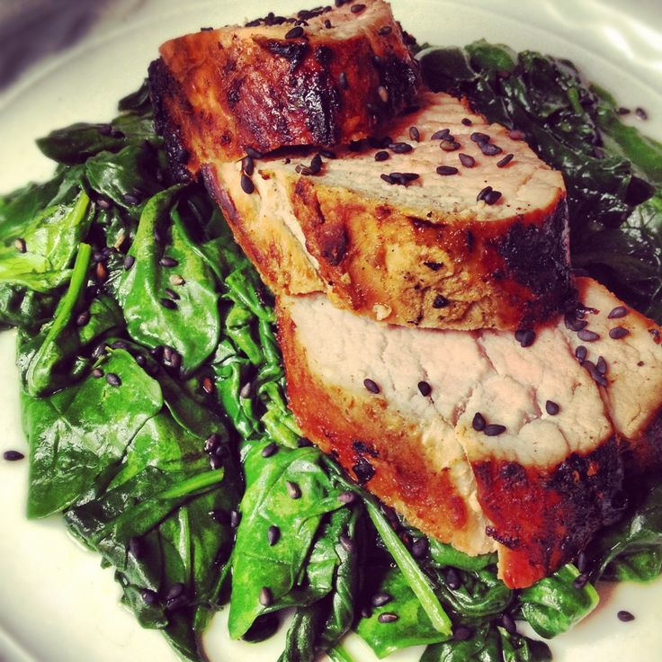 Asian Marinated Pork Tenderloin - The Lemon Bowl - made 2/13, very good - ram