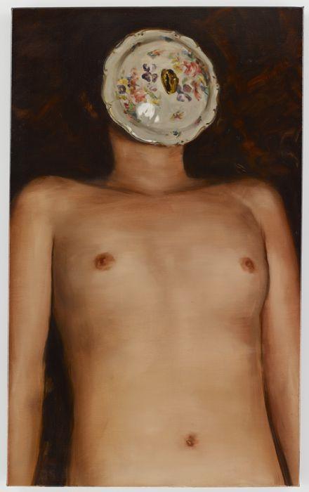 Michael Borremans, The Ear, 2011 - Google Search
