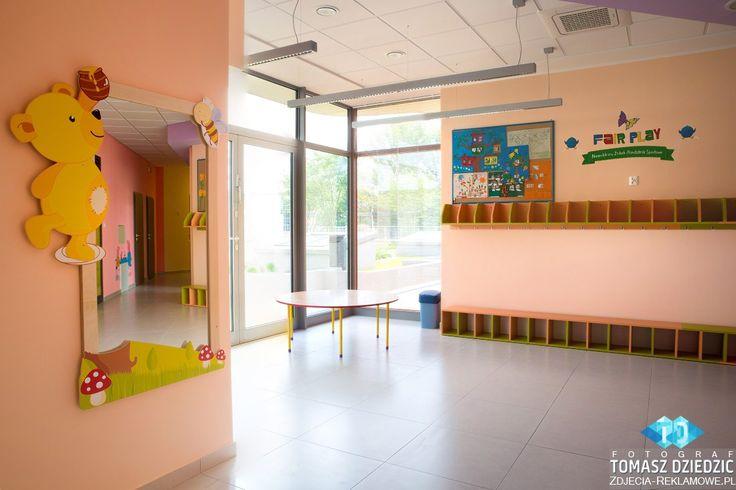 Zdjęcia reklamowe przedszkola i żłobki Kraków