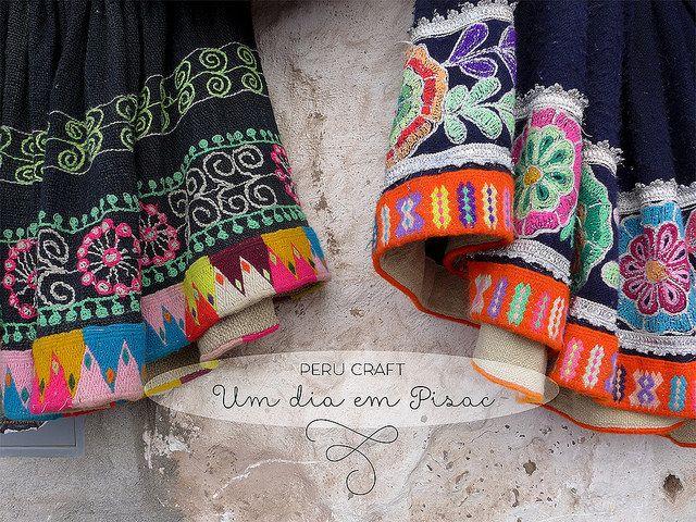 Peru: Pisac, a cidade do artesanato