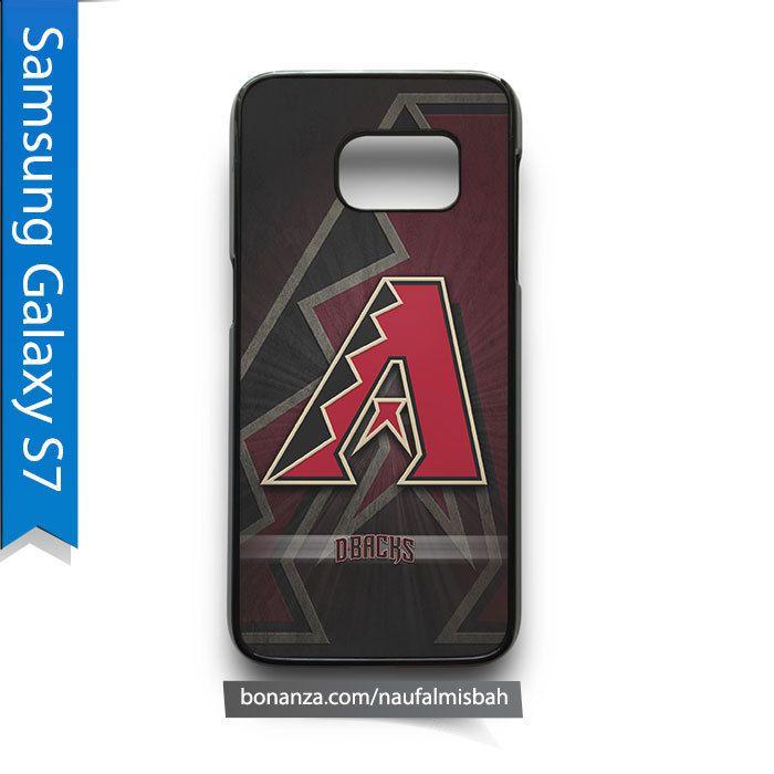 Arizona Diamondbacks Logo Samsung Galaxy S7 Case Cover
