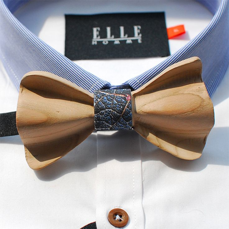 how to make a bow tie from a tie