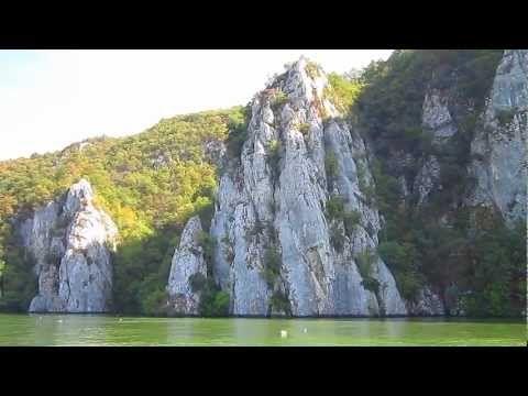 Cazanele Dunarii - Orsova Romania - YouTube