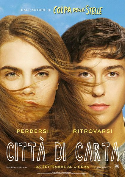 ::HD_GUARDA:: Città di carta film completo streaming gratis ITA  GUARDA ORA: Link diretto streaming FILM online ITA ===>>>> http://bit.ly/1ODUxJZ GUARDA ORA: Link Download ===>>>> http://bit.ly/1ODUxJZ  Sinossi e dettagli: Un film di Jake Schreier. Con Cara Delevingne, Austin Abrams, Halston Sage, Nat Wolff, Justice Smith. continua» Titolo originale Paper Towns. Thriller, Ratings: Kids+13, durata 109 min. - USA 2015. - 20th Century Fox uscita giovedì 3 settembre 2015.