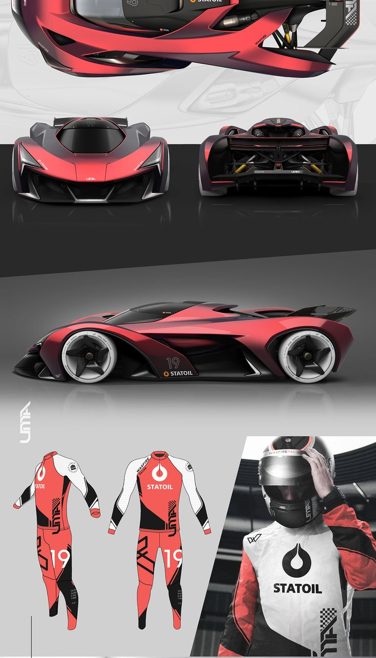 Umeå Motorsport Association (UMA) project was an experiment conducted with other UID alumni to design vehicles and race teams that would compete against each other. The vehicle class / racing series however, was not chosen at the start. Instead, each memb…
