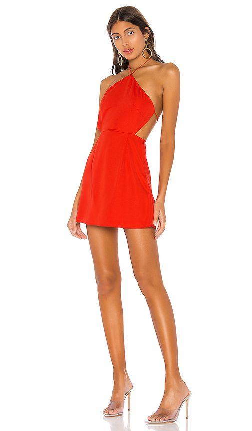 c8375e2cd4d4 superdown Christy Flare Dress in Poppy | REVOLVE | Spring/Summer ...