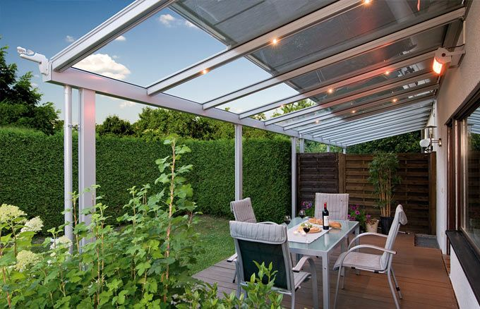 Markisen Stein Terrassen Berdachungen Patio Roof