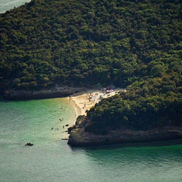 Praia dos coelhos - Setúbal. PORTUGAL