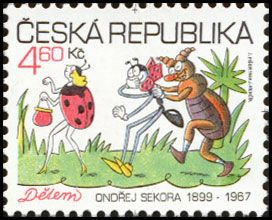 Beruška, Ferda Mravenec a brouk Pytlík
