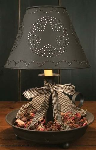 primitive lamps | eBay.. want to make this sooooo bad...