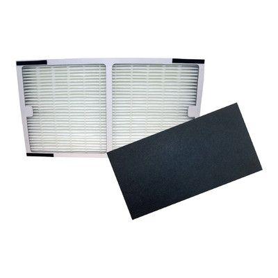 Crucial Idylis C HEPA Air Purifier and Carbon Filter Set