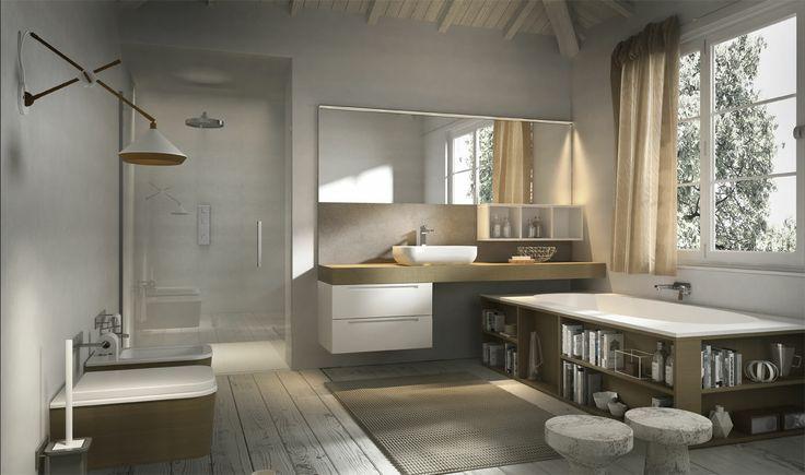 KER la purezza delle forme si fonde con la matericità dei legni naturali http://www.edonedesign.it/prodotti/design-plus/ker