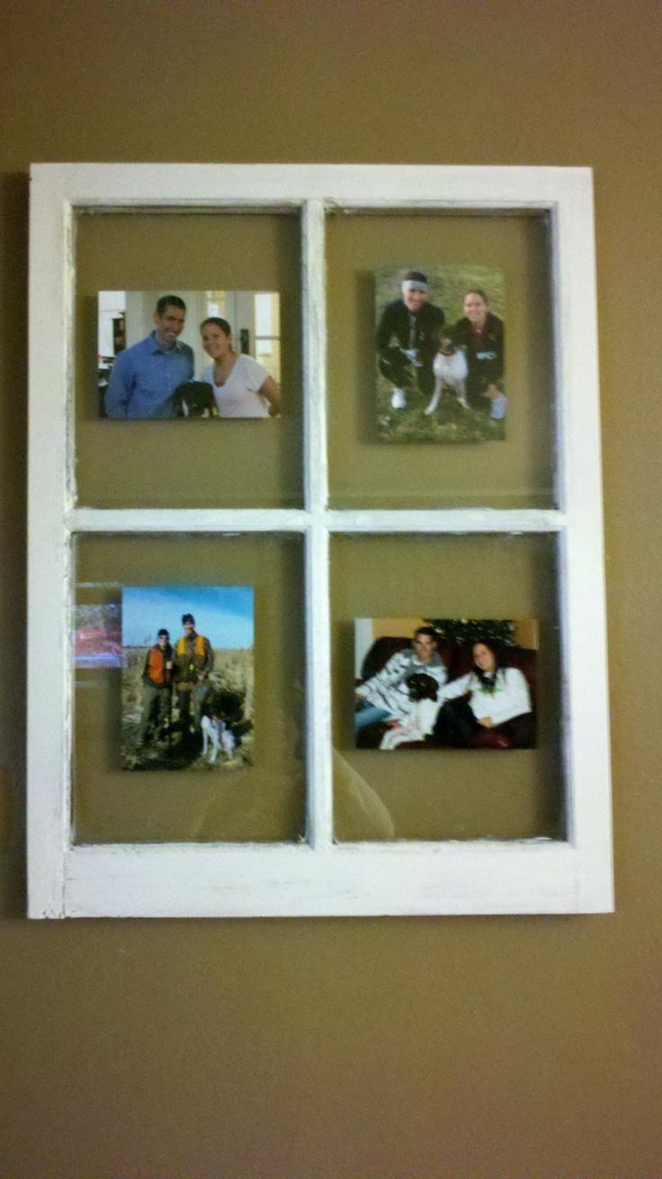 old window frame ideas for my new old windows pinterest. Black Bedroom Furniture Sets. Home Design Ideas