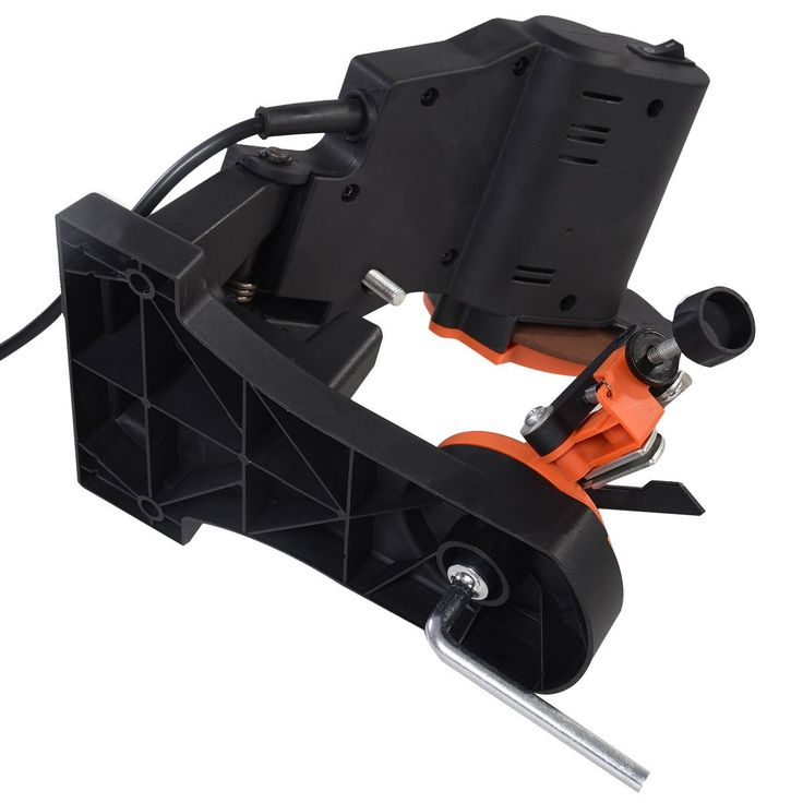 New Electric Chainsaw Chain Saw Sharpener Grinder 4200RPM Wall Mount Tool - Lawn & Garden - Home & Garden