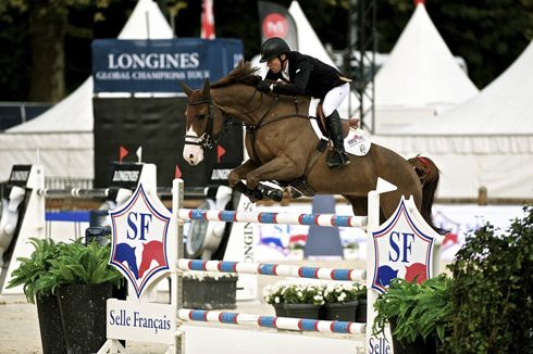 Michael Whitaker's ride given green light after failing first vet inspection at European Championships http://trib.al/q4m8KhU