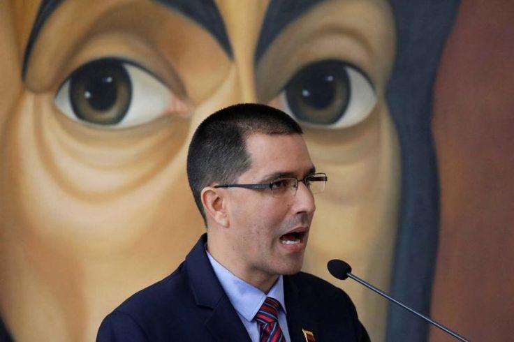 #4Sep ¡Narcogobierno ardido! Arreaza: Rechazamos las expresiones ofensivas de @mauriciomacri #Venezuela - http://www.notiexpresscolor.com/2017/09/04/4sep-narcogobierno-ardido-arreaza-rechazamos-las-expresiones-ofensivas-de-mauriciomacri-venezuela/