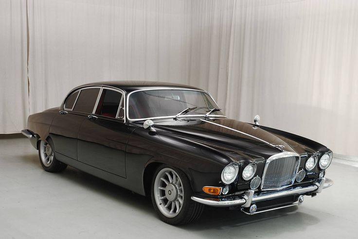 Hemmings Find of the Day – 1966 Jaguar Mk10 sedan | Hemmings Daily