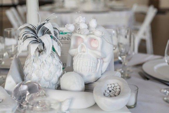 Salvador Dali inspired wedding! Yes!